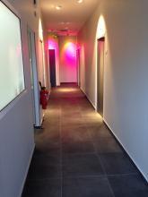 Couloir Cabinets 4.5.6.7. et Orthodontie et le Bloc