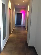 Couloir Cabinets 1.2.3. et Salle de Stérilisation